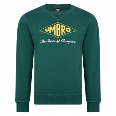 Umbro Choice of Champions Green Sweatshirt