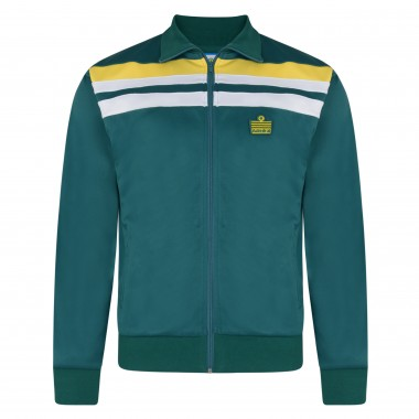Admiral 1982 Green Club Track Jacket