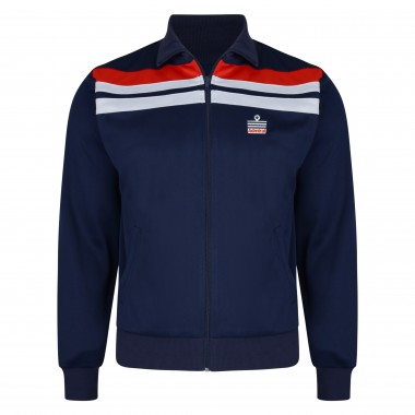 Admiral 1982 Navy England Track Jacket