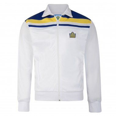 Admiral 1982 White Club Track Jacket